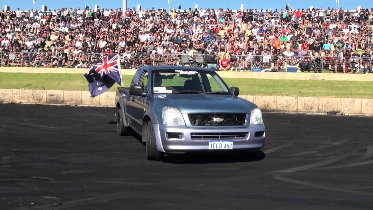 Motorvation 2013 V8 Rodeo Youtube