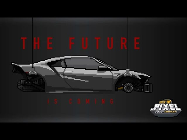 pixel car racer more cars mf250 edition cars remade in pixel car