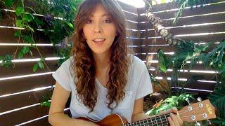 I Wan'na Be Like You (ukulele cover) - Mary Lou