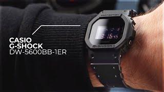 Casio G-Shock DW-5600BB-1ER - On The Wrist