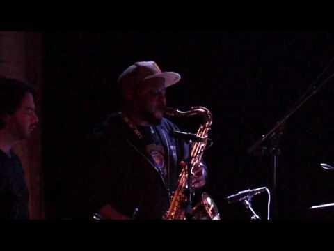 Jazz is Phsh @ Buffalo Iron Works- Dog Log
