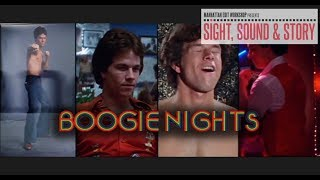 "Editor Dylan Tichenor, ACE on the Split-screen Montage in ""Boogie Nights"""
