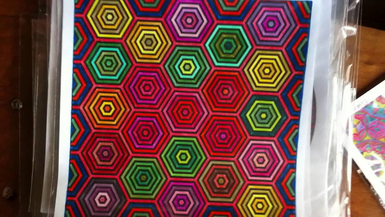 001 Desenhos E Mandalas Coloridas Eidia Dias Youtube