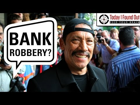 From a Life of Crime to One of the Most Prolific Actors of All Time  Danny Trejo's Prison Break