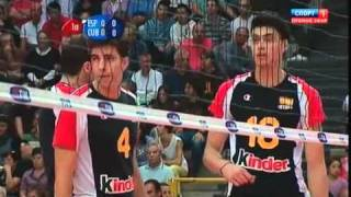 Repeat youtube video Cuba vs Spain - 2010 Volleyball World Championship
