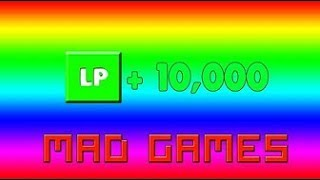 10,000LP CODE (Roblox Mad Games)