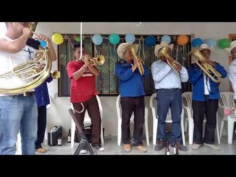 """Banda. """" ÁGUILAS INTRÉPIDAS""""de El Pozo Pantepec Puebla"""