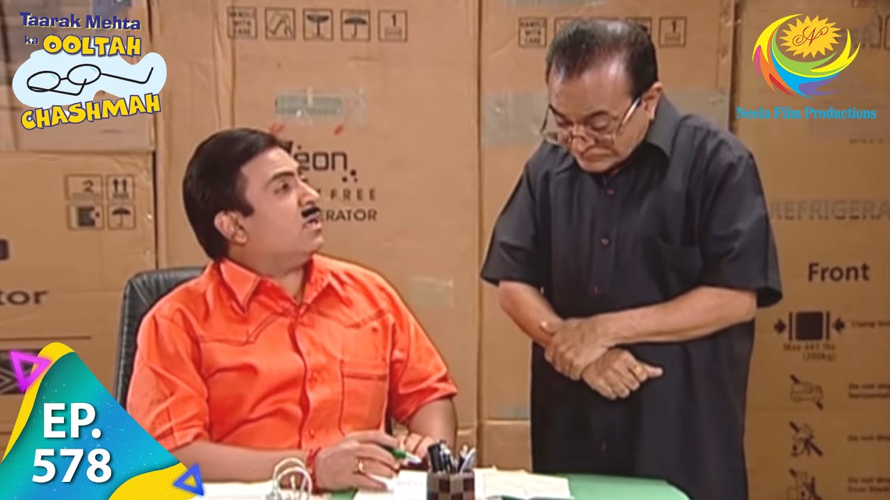 Download Taarak Mehta Ka Ooltah Chashmah - Episode 578 - Full Episode