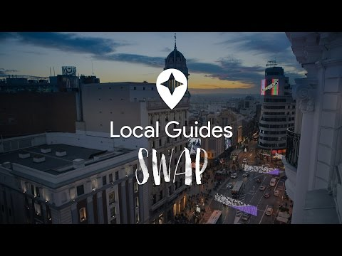 Local Guides Swap: A New, International Travel Series From Google