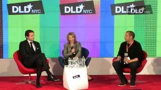 DLD NYC 14 - Multi Channel Networks (Jimmy Maymann, Shari Redstone, Oded Vardi)