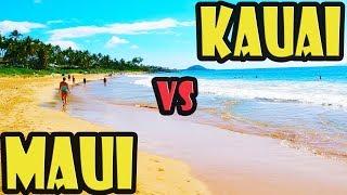 Maui or Kauai – Which Hawaiian Island is Best?