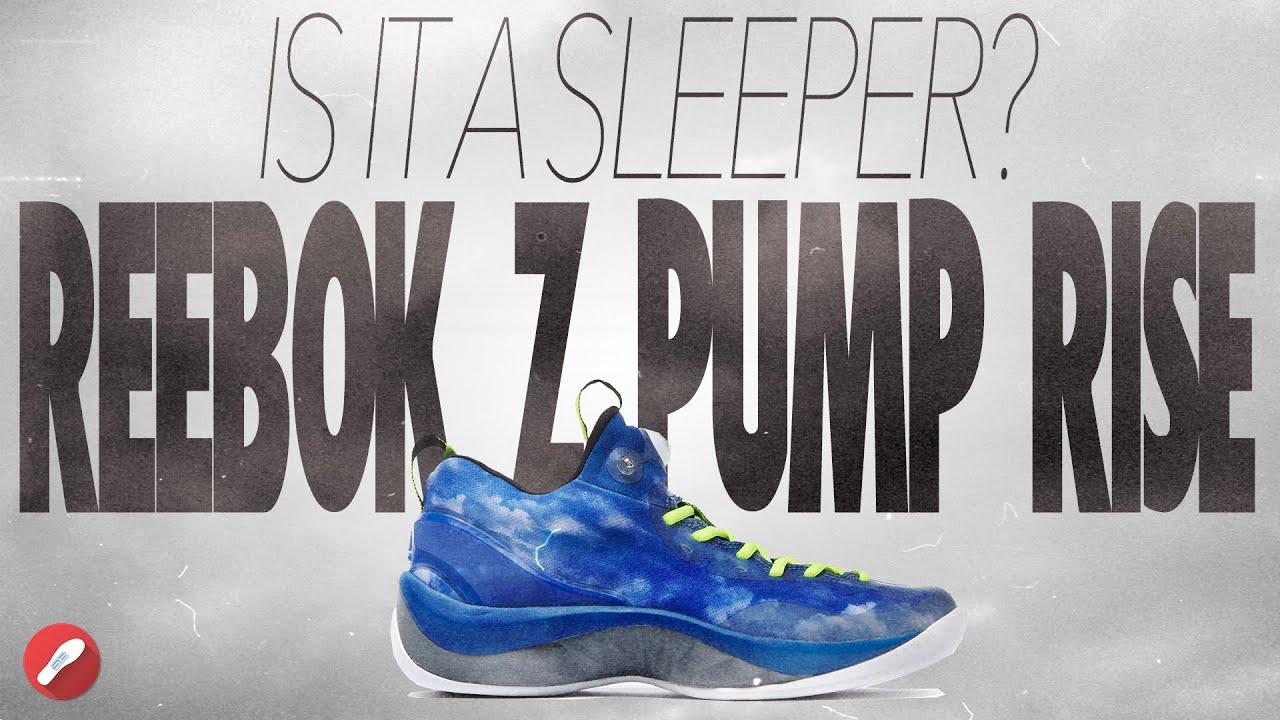 4626d488278d Is It a Sleeper  Reebok Z Pump Rise! - YouTube