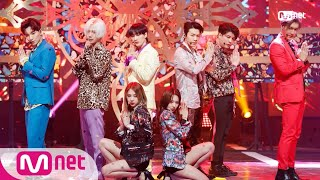 [SUPER JUNIOR - Lo Siento(Feat.KARD)] Comeback Stage | M COUNTDOWN 180412 EP.566 thumbnail