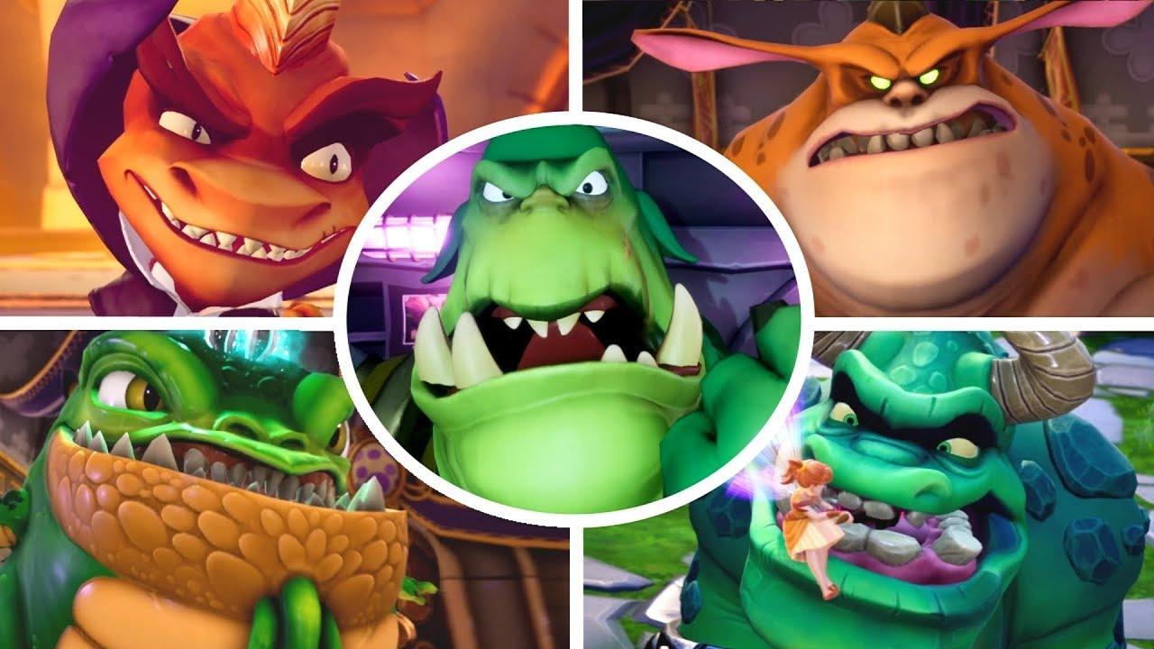 Download Spyro Reignited Trilogy - All Bosses (No Damage)