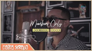 Bobby Bland - Members Only (Jhembroz Chykidap Cover)