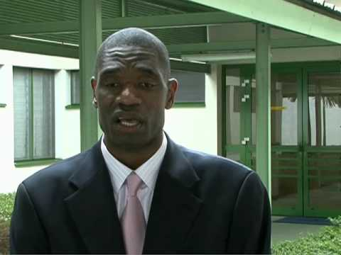 UNICEF: Dikembe Mutombo opens hospital in DR Congo