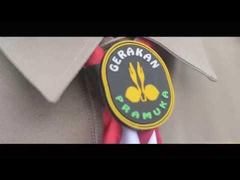 Pengukuhan Pramuka Angkatan24-SMAN 1 MATAULI(cinematic Vlog)