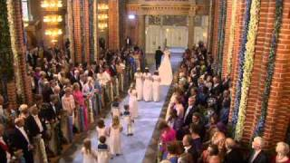 Cover images Swedish Royal Wedding Victoria & Daniel - part 2 (2010)
