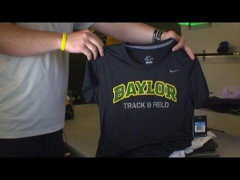 Baylor Track & Field: Look Good, Feel Good, Run Fast