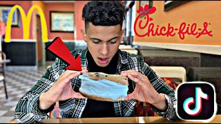 I TESTED VIRAL TIK TOK FOOD HACKS!!!.......*SHOCKING* 🤯