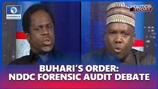 Okolugbo, Bwalya Debate Forensic Audit Of NDDC Expenses
