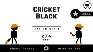 How to easily hack cricket black screenshot 1