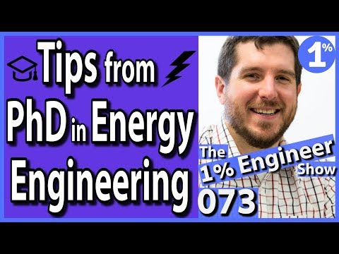 Energy Engineering | Sustainability Engineering | Phd in Electrical Engineering