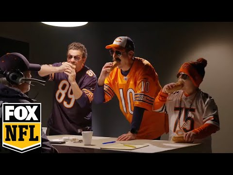 Rob Riggle wants the Chicago Bears to figure out their QB situation  Riggle's Picks  FOX NFL