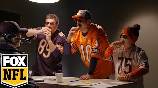 Rob Riggle wants the Chicago Bears to figure out their QB situation | Riggle's Picks | FOX NFL