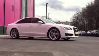 Купить Audi S8 - 2013 года в Москве