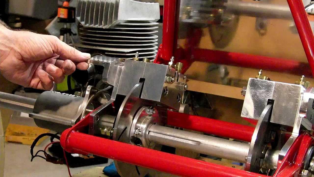 Rupp Mean Machine restoration project - Part 4 - Vintage Karting
