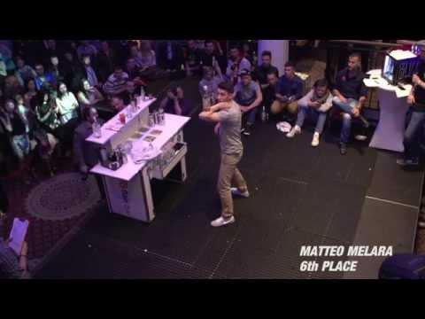 Matteo Melara Final Round - Bar Fighters Championships 2014