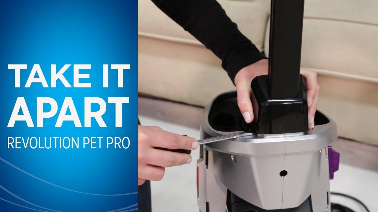 proheat 2x revolution pet pro carpet cleaner disassembly - Pet Carpet Cleaner