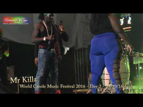 World Creole Music Festival 2016 - DAY 2 - PBK