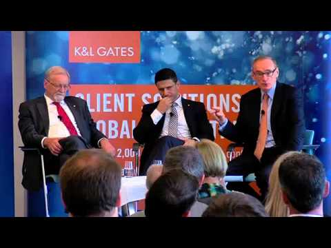 McKell Institute Foreign Policy Forum with Gareth Evans, Bob Carr and Talal Yassine