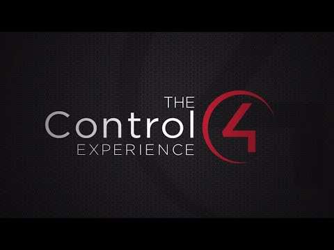 The New Control4 Experience - 2015