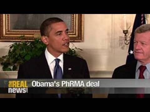 Obama's PhRMA deal