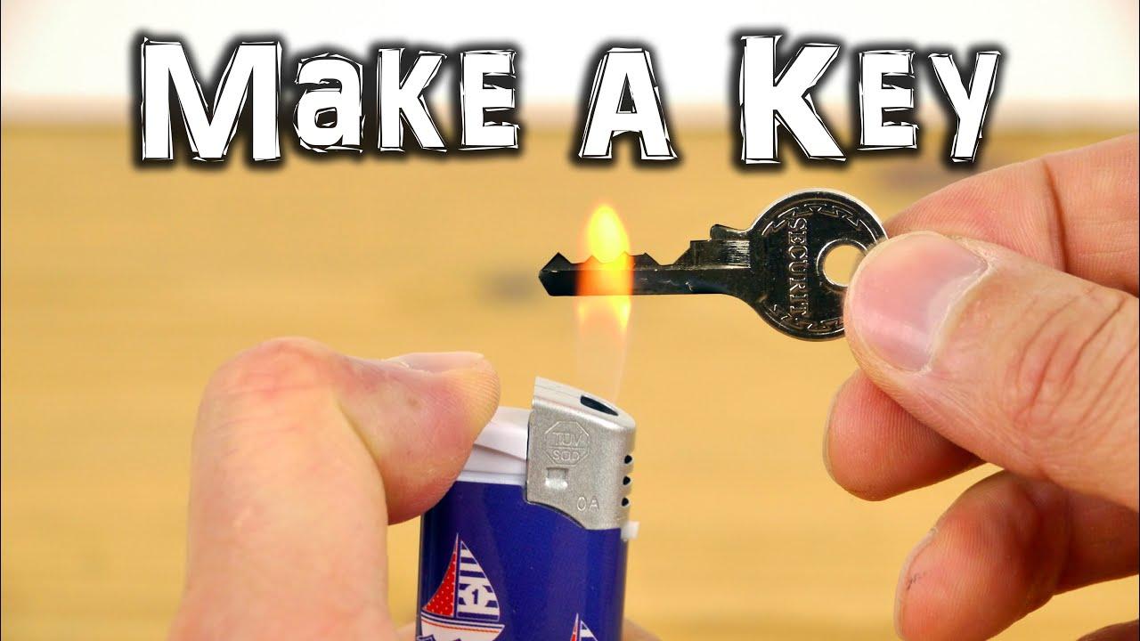 簡単に合鍵を作る方法・これなら簡単に出来る!