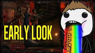 Early Look | UNDEAD OVERLORD [Alpha Gameplay]