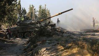 أخبار عربية - عشرات الضحايا بقصف للنظام وروسيا على أحياء شرقي حلب