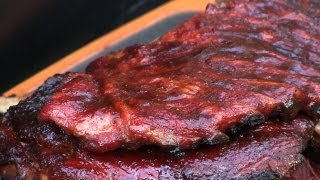 BBQ Pork Spare Ribs Recipe - 321 Method
