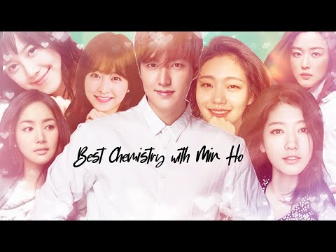 Lee Min Ho's Queens 이민호 김고은 박신혜 전지현 박민영 구혜선 from YouTube · Duration:  5 minutes 29 seconds