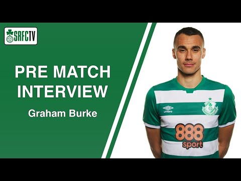 Graham Burke | Pre Match Interview v Longford Town | 16 April 2021