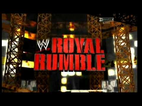 WWE Royal Rumble 2011 Theme Song (Living in a Dream) by Finger Eleven (Guillermo Heredia)