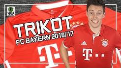 FC Bayern Home-Trikot 2016/17 |Trikot-Review Folge 6