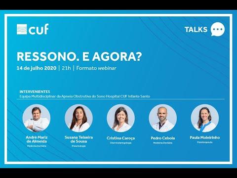 CUF Talks: Ressono.