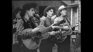 Texas Jim Lewis and His Lone Star Cowboys - Sing Song Kitty
