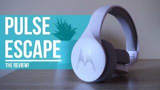 Motorola Pulse Escape Review - Unconnected!
