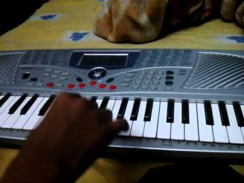 Piano Tutorial Of Ajeeb Dastan Hai Ye Youtube