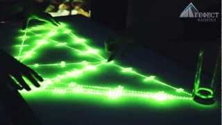 Интерактивный бар интерактивная барная стойка ibar(Специалисты компании «Гефест Проекция», занимающиеся разработками в сфере инновационных технологий, усов..., 2012-11-30T10:36:46.000Z)